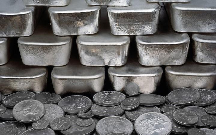 Gibanje cene srebra