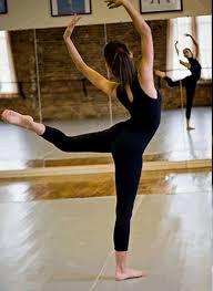 Zakaj potrebujemo ogledalo za ples?