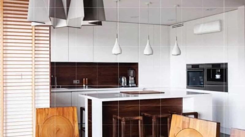 Klimatske naprave v kuhinji